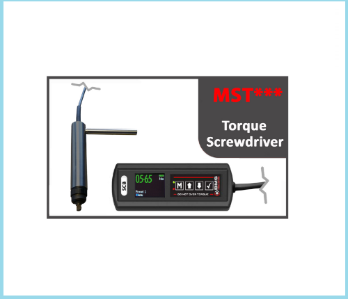 Electronic torque screwdrivers