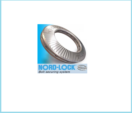 Wedge Multi-locking washers X Series Steel