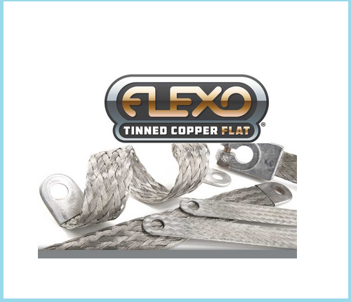 Tinned Copper Sleeve - Flat Construction