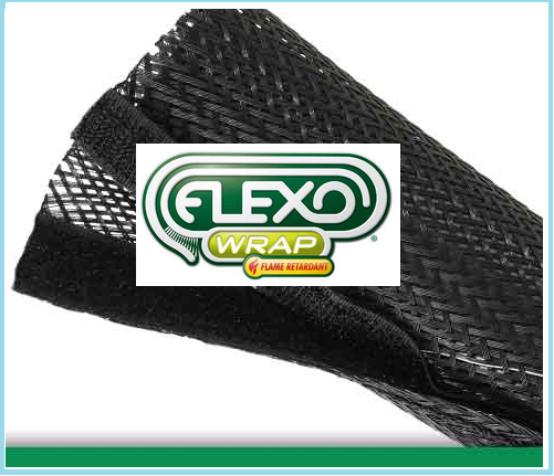 Flexo Wrap FR Sleeving - Ideal for Exsisting Harnesses