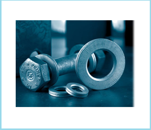 Wedge Multi-Locking Steel construction washers