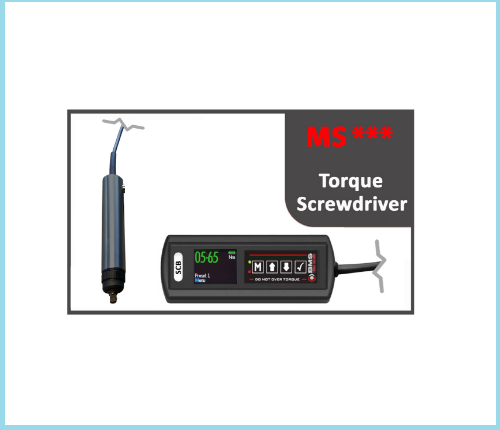 BMS Micro Digital Torque Screwdriver MS050S