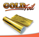 "GRF28.0GL  24"" Gold Heat Reflective Film 150' length"